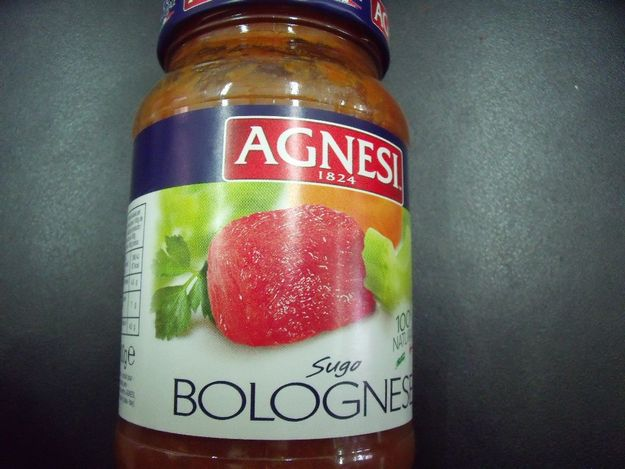 Traces of horsemeat possible in Agnesi Sugo Bolognese