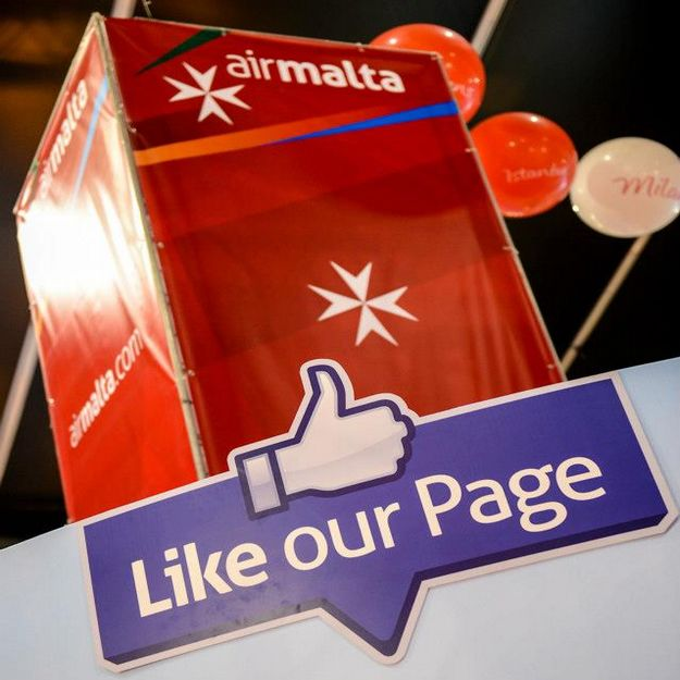 More than 50,000 people 'Like' Air Malta Facebook page
