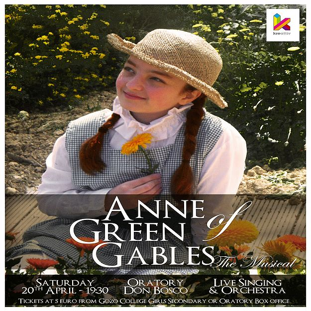 Anne of Green Gables with Gozo College Girls' Secondary