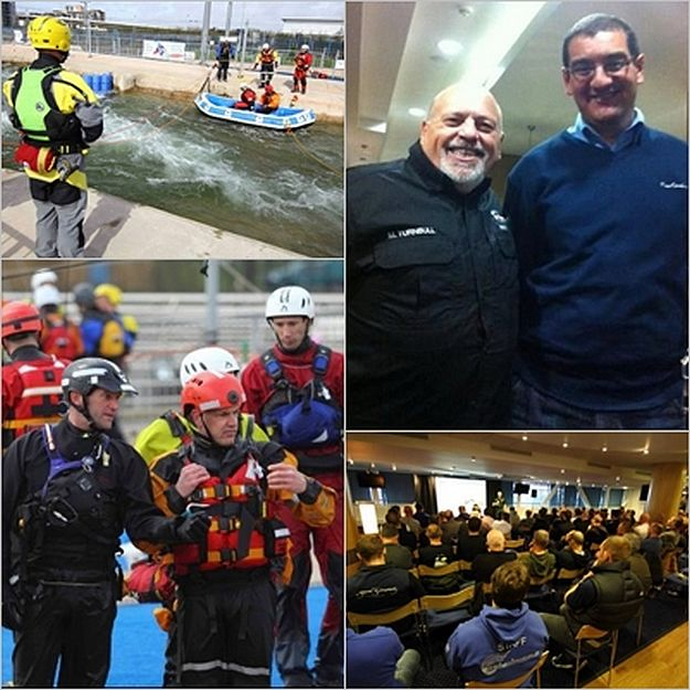 ERRC instructor attends UK Technical Rescue Conference