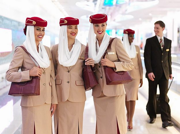 Emirates invites candidates to join the Cabin Crew team