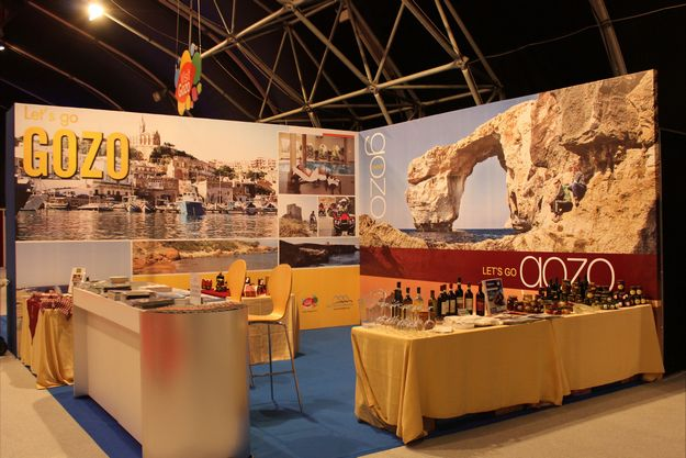Gozo Tourism Association has successful AMITEX weekend