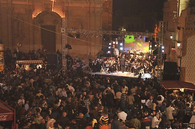 Gharb Band concert for this weekend's Seher il-Punent 2013