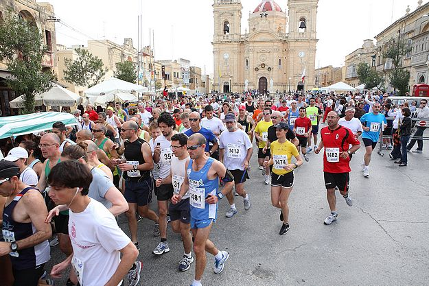 38th edition of the Gozo Half Marathon this coming Sunday