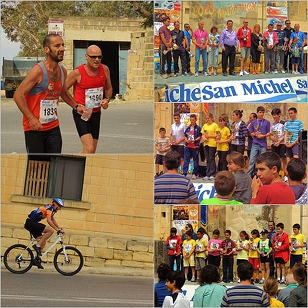 A challenge for all athletes at the 38th Gozo Half Marathon