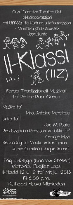 'Il-Klassi II Z' by G.C.T.C for final evening of Notte Gozitana