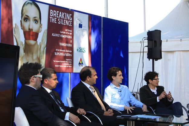 'Breaking the Silence' LGBT debate held on Malta campus