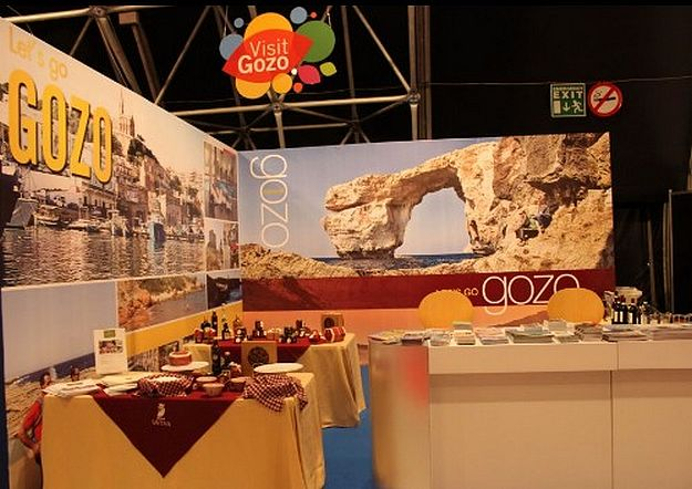Gozo represented at AMITEX travel exhibition this weekend