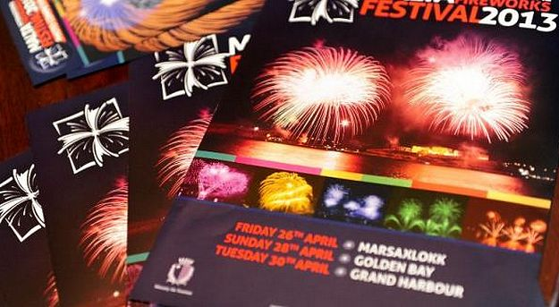 Arriva access to Malta International Fireworks Festival