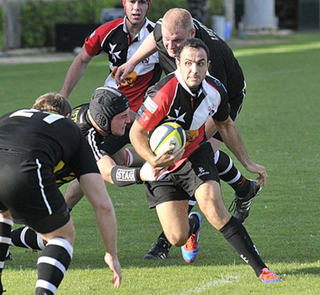 Malta-Switzerland rugby match live this Saturday on Melita