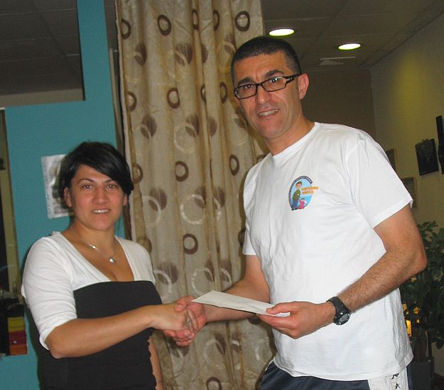 €440 collected for Puttinu Cares from Gozo calendar sale