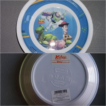 Toy story plate withdrawn from sale for formaldehyde risk