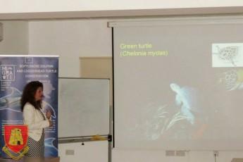 AFM personnel learn more about cetaceans & sea turtles