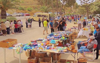 Good turnout for Arka Foundation charity sale in Marsalforn