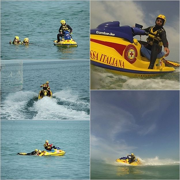 ERRC member attends Jet Ski Water Rescue training in Italy