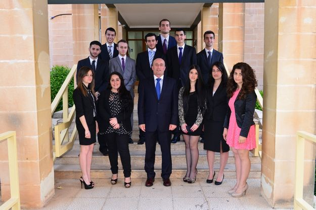 The University of Malta's Dean of Science Awards ceremony