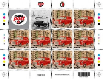 MaltaPost launches EUROPA 2013 Stamps Collection