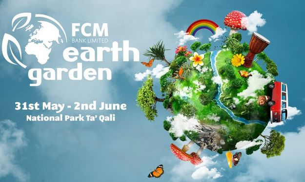 The sixth edition of Earth Garden 2013 starts next Friday