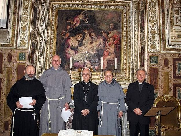 Fr George Attard appointed as a Confessor at the Vatican