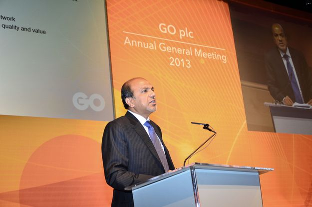 GO registered a profit after tax of €17.3 million in 2012
