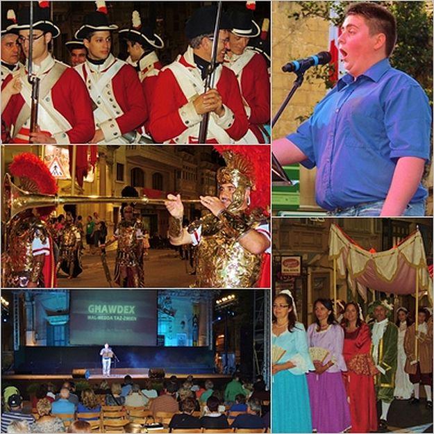Notte Gozitana 2013 - Where Gozo's history comes alive