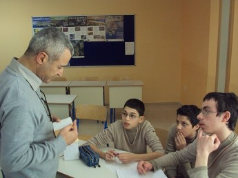 Mathematics sessions for gifted & talented students in Gozo