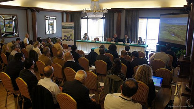 Ghajnsielem Council hosts the GreenInfraNet conference