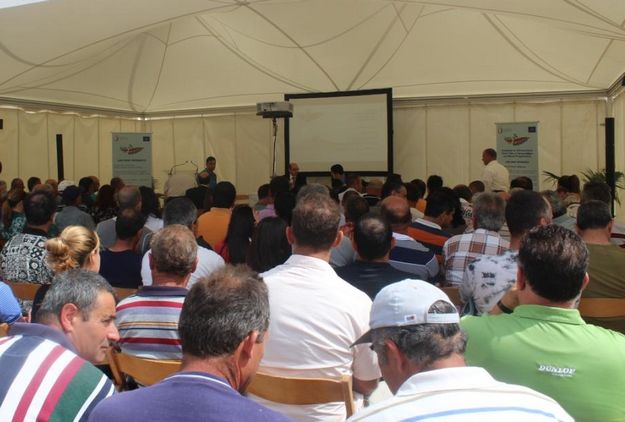 Gozo campaign on the proper use & management of Nitrates