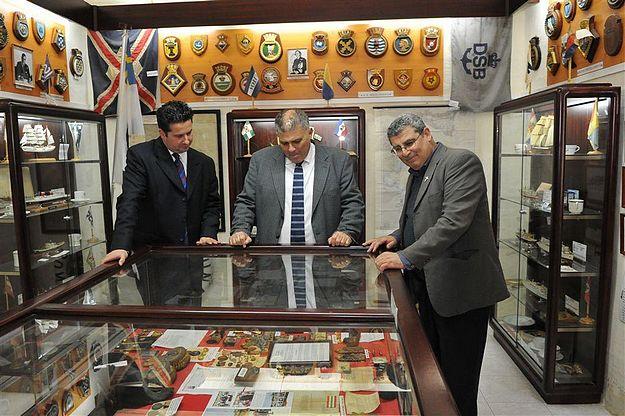 Gozo Minister visits Kelinu Grima Maritime Museum in Nadur