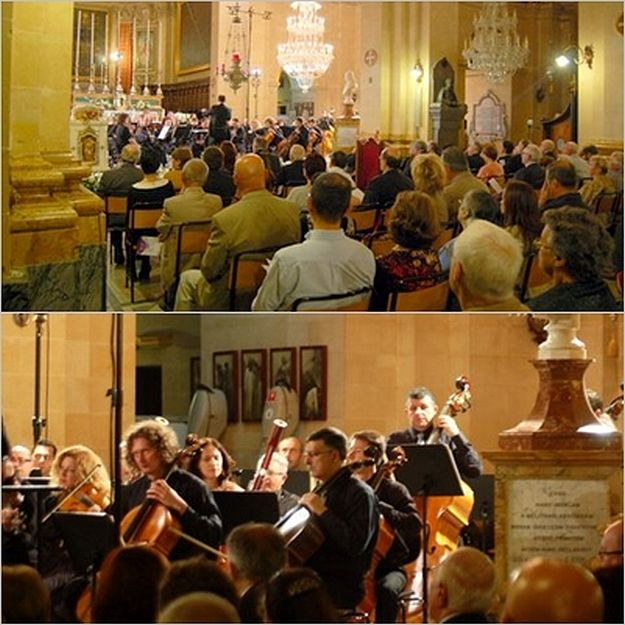 Gozo music lovers enjoy a night to remember with the MPO