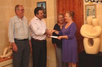 Gozo CCU Foundation benefits from Malta Charities Assoc