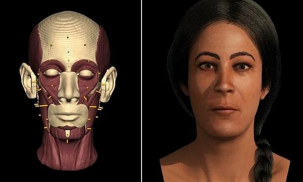 Face of Maltese woman revealed from over 5,000 year ago
