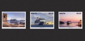 MaltaPost commemorates European Maritime Day - 2013