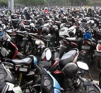 Motorbikes ruled out of roadworthiness test package by TC