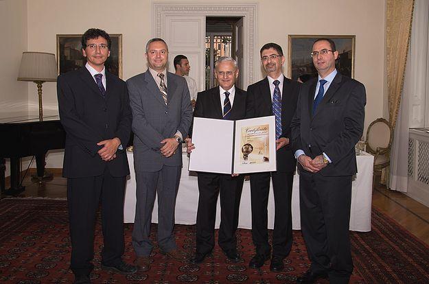 Nature Trust awarded 'The Energy Globe Award 2013'