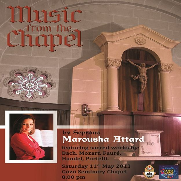 'Music from the Chapel' -  Marouska Attard & Sofia Narmania