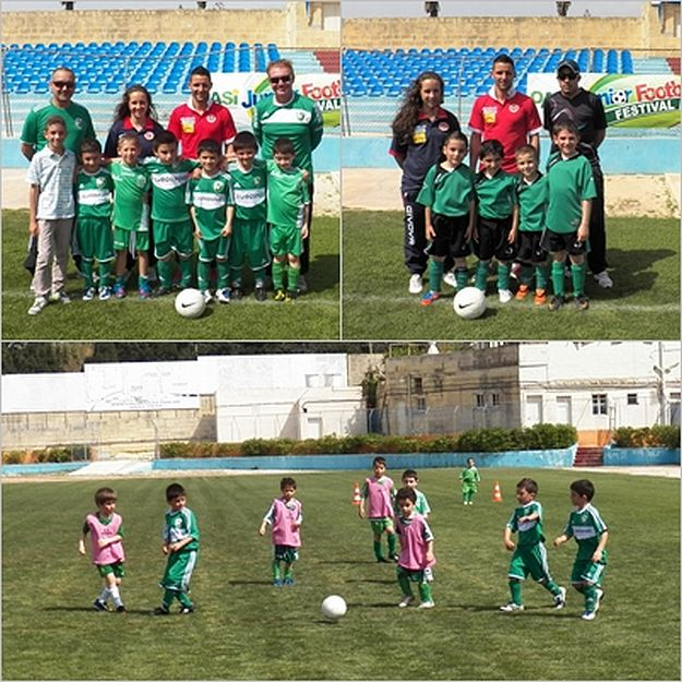 2nd edition of the OASI Foundation Junior Football Festival