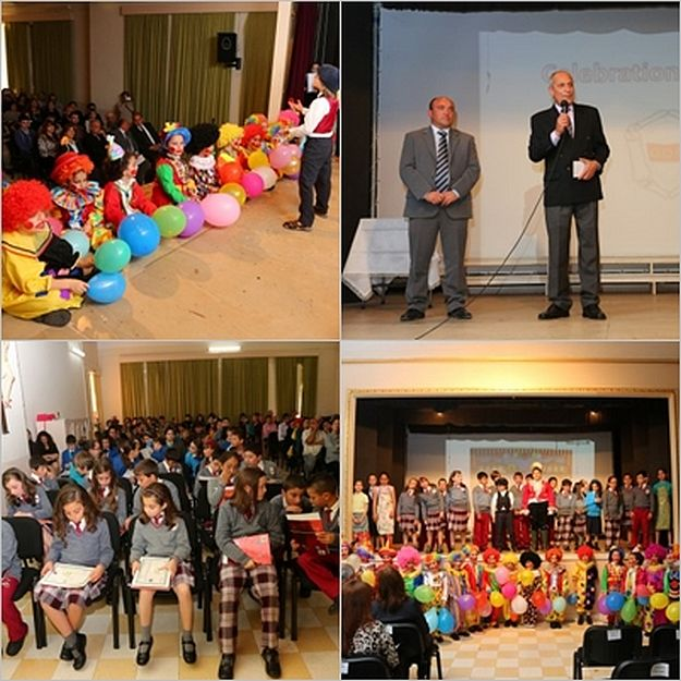Peter Paul Grech Primary School Kercem Celebration Day