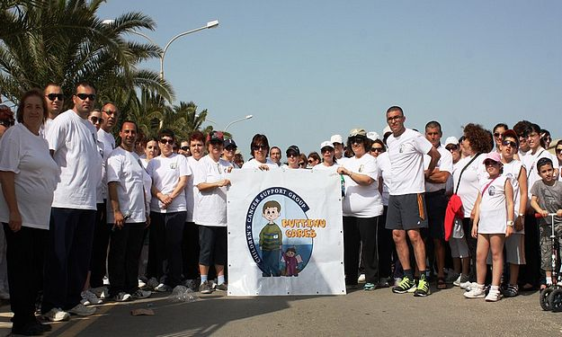 Gozo walk and cycle ride raises €5,000 for Puttinu Cares