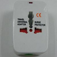 Unsafe Electrical Travel Universal Adaptors back on sale