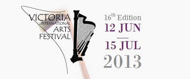 16th Victoria International Arts Festival programme details
