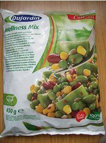 Environmental Health warning 'Wellness Mix' seeds & beans