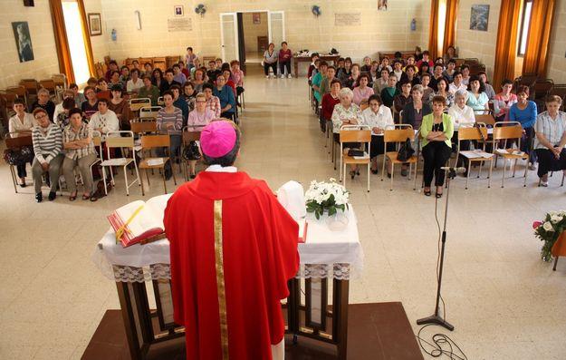 Gozo celebration for the World Day of Prayer by Catholic Women