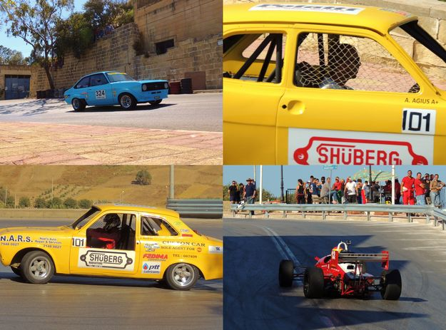 Weekend of motorsport in Xaghra with the Island Car Club