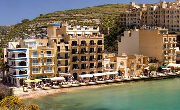 Tourist arrivals for Gozo & Comino up 2.3%, but nights spent down 7.9%