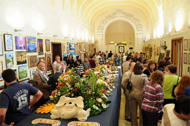 Annual school exhibition of the Gozo Centre for Art & Crafts