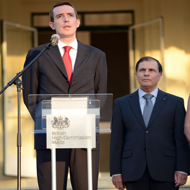 British High Comm  lauds 'unsung' dimension to UK-Malta ties