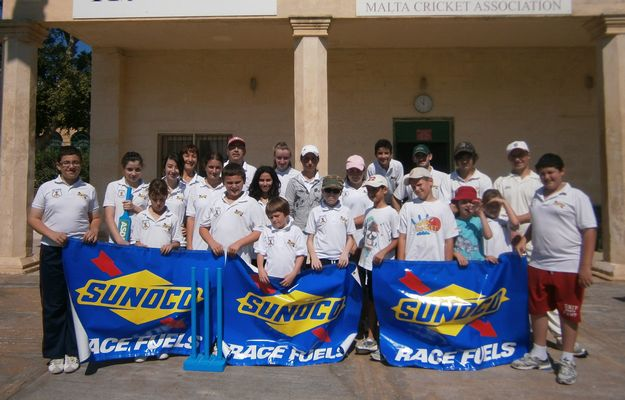 Sunoco Cricket Academy holds final training of the season