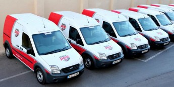 MaltaPost reduces its carbon footprint with Euro V vehicles