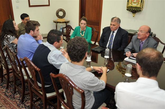 Gozo University Group in first meeting with Gozo Minister